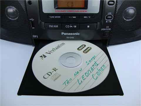 Panasonic CD