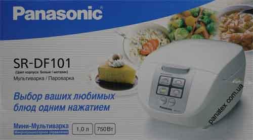 Panasonic sr df инструкция